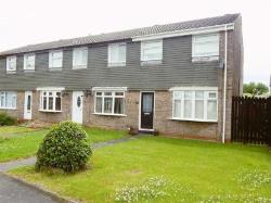 Terraced House For Sale Hadrian Lodge Wallsend Tyne and Wear NE28