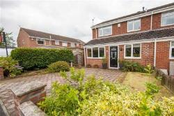Semi Detached House For Sale Hadrian Lodge West Wallsend Tyne and Wear NE28