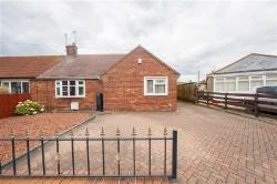 Semi - Detached Bungalow For Sale  Wallsend Tyne and Wear NE28