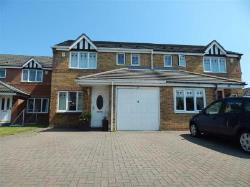 Semi Detached House For Sale Holystone Newcastle Upon Tyne Tyne and Wear NE12