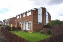 Semi Detached House For Sale Redesdale Park Wallsend Tyne and Wear NE28