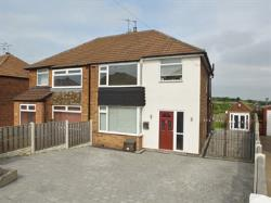 Semi Detached House For Sale Charnock Sheffield Derbyshire S12