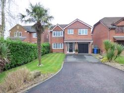 Detached House For Sale  Whittle-le-Woods Lancashire PR6