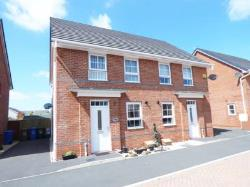 Semi Detached House For Sale  Buckshaw Village Lancashire PR7