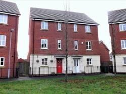 Semi Detached House To Let  Cardiff Glamorgan CF23
