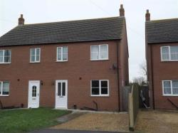 Semi Detached House For Sale  Sutton St James Lincolnshire PE12