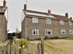 Semi Detached House For Sale  Holbeach Bank Lincolnshire PE12