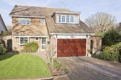 Detached House For Sale Stock Ingatestone Essex CM4