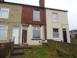 Terraced House To Let  Nottinghamshire Nottinghamshire NG17