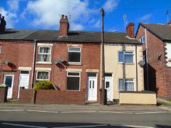 Terraced House To Let  ALFRETON Derbyshire DE55