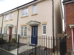 Terraced House To Let  Moredon Wiltshire SN2