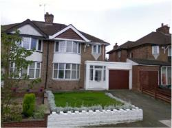 Semi Detached House For Sale  Sutton Coldfield West Midlands B72