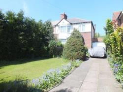 Semi Detached House For Sale  Sutton Coldfield West Midlands B74