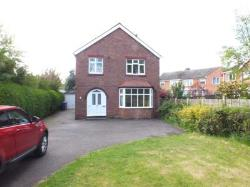 Detached House To Let  Burton Upon Trent Staffordshire DE13