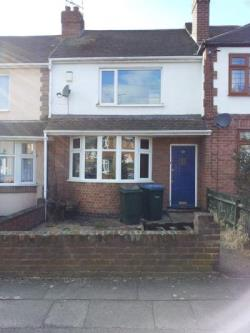 Terraced House To Let Cheylesmore Coventry West Midlands CV3