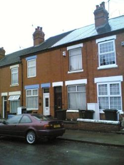 Terraced House To Let Earlsdon Coventry West Midlands CV5