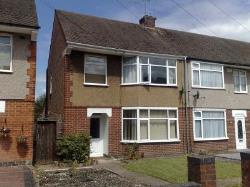 Terraced House To Let Poets Corner Coventry West Midlands CV2