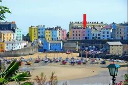Flat For Sale  Tenby Pembrokeshire SA70