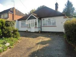 Detached Bungalow For Sale  Watford Hertfordshire WD19