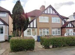 Semi Detached House To Let  Harrow Middlesex HA3