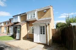 End Terrace House To Let  Houghton Regis Bedfordshire LU5