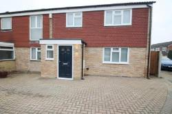 End Terrace House To Let  St Albans Hertfordshire AL2