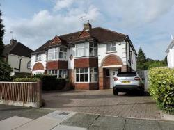 Semi Detached House To Let  Hove East Sussex BN3