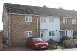 End Terrace House To Let  Worthing West Sussex BN13