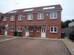 End Terrace House To Let  Winchester Hampshire SO21