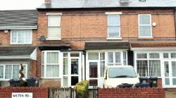 Terraced House For Sale  Handsworth West Midlands B20