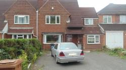 Detached House To Let  Walsall West Midlands WS1