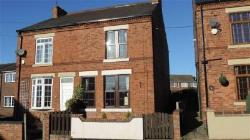 Semi Detached House For Sale  Shirland Alfreton Derbyshire DE55