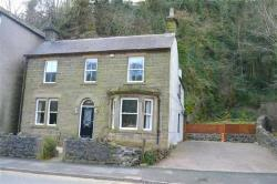 Detached House For Sale  Matlock Bath Matlock Derbyshire DE4