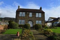 Detached House For Sale  Hackney Matlock Derbyshire DE4