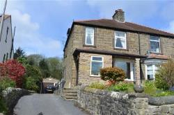Semi Detached House For Sale  Darley Dale Matlock Derbyshire DE4