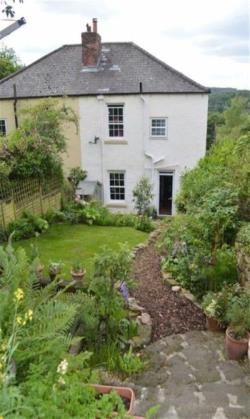 Semi Detached House For Sale  Holloway Matlock Derbyshire DE4