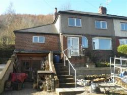 Semi Detached House For Sale  Whatstandwell Matlock Derbyshire DE4