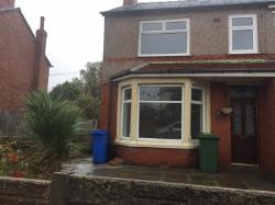 End Terrace House To Let  Fleetwood Lancashire FY7
