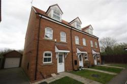 Terraced House To Let  Market Weighton East Riding of Yorkshire YO43