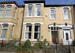 Terraced House To Let Anlaby High Road Hull East Riding of Yorkshire HU4