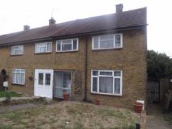 End Terrace House To Let  Romford Essex RM3