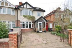 Semi Detached House For Sale  New Malden Surrey KT3