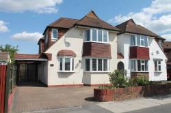 Detached House To Let  New Malden Surrey KT3