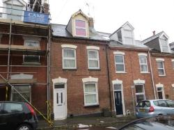 Terraced House For Sale  Exeter Devon EX1