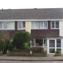 Terraced House To Let  Exeter Devon EX5