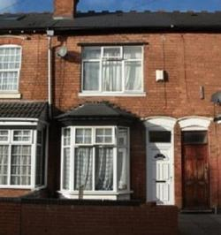 Terraced House For Sale  Perry Barr West Midlands B20