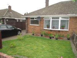 Semi - Detached Bungalow For Sale Thornes Wakefield West Yorkshire WF2