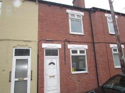 Terraced House To Let Glasshoughton Castleford West Yorkshire WF10