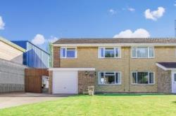 Semi Detached House For Sale  Nr Abingdon Oxfordshire OX13