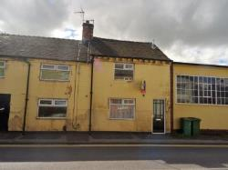 End Terrace House To Let  STONE Staffordshire ST15